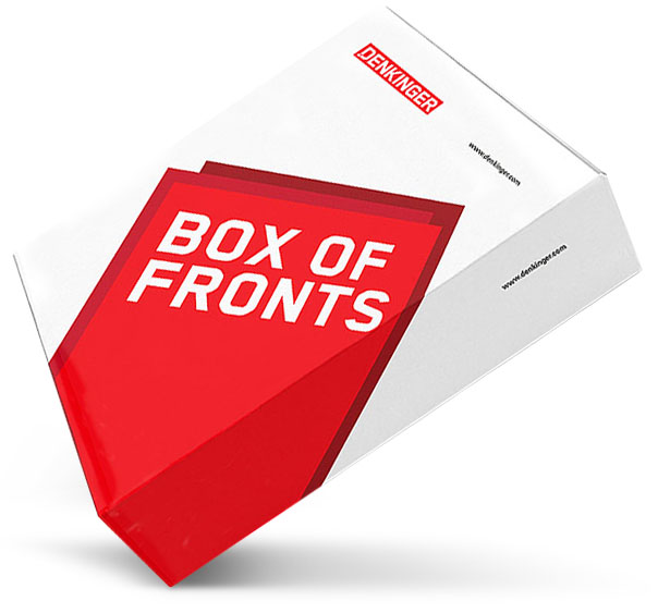 Box of Fronts