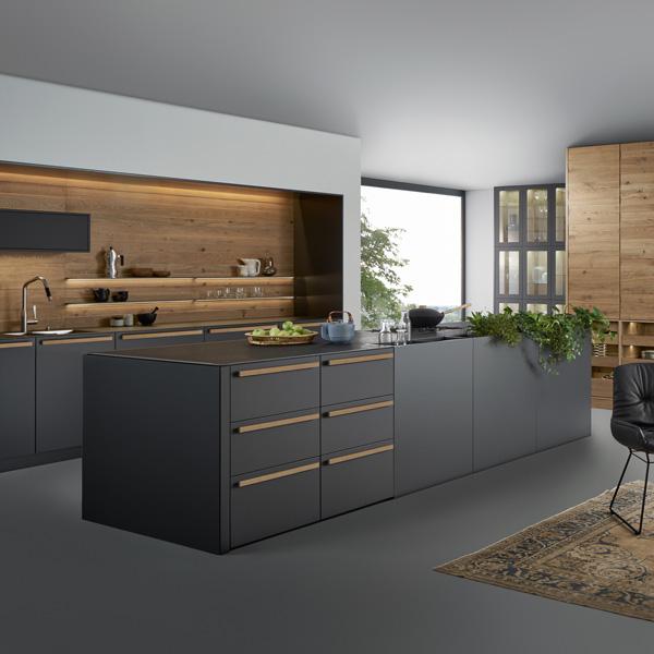 Leicht-Küchen Möbelfronten