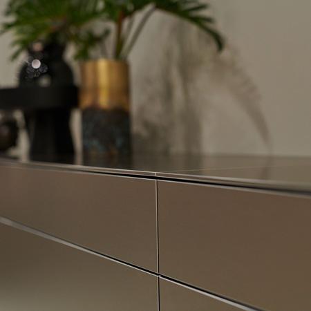 Möbelfronten Metall Referenzen